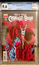 Web Of Venom: Carnage Born #1 CGC 9.6