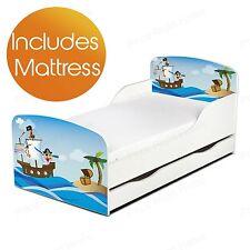 piraten kinderbetten mit matratze g nstig kaufen ebay. Black Bedroom Furniture Sets. Home Design Ideas