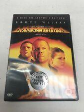 Armageddon 2 Disc Collection DVD