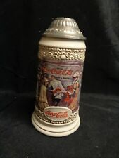 Coca Cola 1994 By Ceramarte Beer Stein Produced in Brazil
