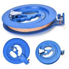 16cm Plastic+polyester Kite Line String Winder Reel Grip Wheel Handle Tool FY