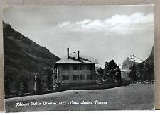 RHEMES NOTRE DAME m.1725 - Casa Alpina Firenze [grande, b/n, viagg. 1966]