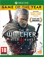 Egp178889 Namco le Witcher pour Xbox One Version italienne