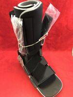 NEW BLEDSOE AdjustaFit Midcalf Boot Large Black AL056007