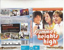 Summer Heights High-2007-TV Series Australia-The Entire 8 Episode Series-2 DVD
