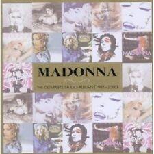 "MADONNA ""THE COMPLETE STUDIO ALBUMS (1983-2008)"" 11 CD NEW+"