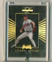1994 Leaf Limited #18 GREG MADDUX Atlanta Braves HOF 8696/10000