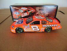 8 DALE EARNHARDT JR MENARDS CAR 1:24 DIECAST 2007 MONTE CAR SS STOCK CAR