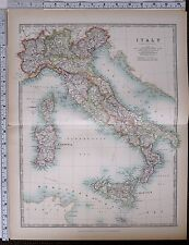 Antique European Maps Atlases Rome 19001909 Date Range eBay