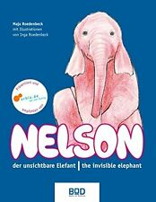 Buch Nelson der unsichtbare Elefant Nelson the invisible elephant Maja Roedebeck