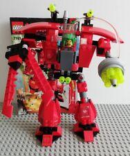 LEGO 7701 GRAND TITAN OBA FIGUR EXO- FORCE ROBOTER LICHT BATTERIE NEU