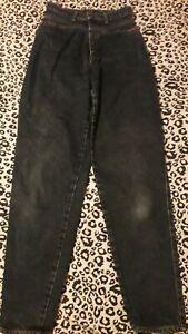 Vintage Genuine Western Jeans Waist 27 Rockabilly 1950s Pinup Style Retro
