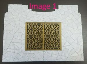 Jabbas Palace (the vintage collection) Floor and Grate - 3D printed