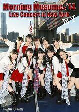 Morning Musume DVD Live Concert in New York 2014 Hello project