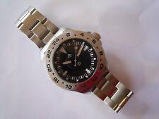 Military Submariner Explorer, Miyota movement, Steve Mcqueen small T dial
