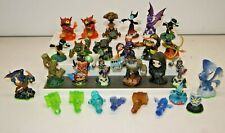 Skylanders Lot Figures, Crystal Lantern, Traps - 28 Pieces