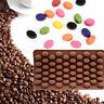 Mini Grains Café Chocolat Gâteau Silicone DIY Sucre Savon Gelée Bonbons Moule NF