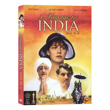 A Passage To India (1984) DVD - Judy Davis, Peggy Ashcroft (*NEW *All Region)