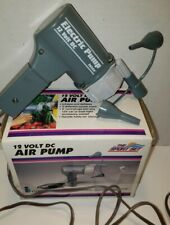 Intex 12V Electric DC Air Pump 68635 For Inflatable Toys Air bed Boatraft.Used