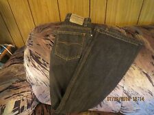 JORDACHE JEANS BLACK SIZE 7/8 W -26 I -31 PREOWNED IN EXCELLENT CONDITION