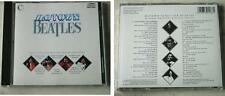 MOTOWN SINGS THE BEATLES Supremes, Four Tops, .. 1991 Connoisseur CD TOP