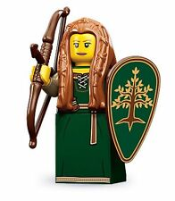 Lego collectable series 9 minifig forest maiden (forest men  robin hood sets)