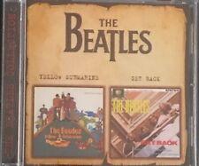 The Beatles ~ Yellow Submarine + Get Back (CD Maximum) Russian Import; 23 Tracks