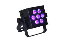 Blizzard Lighting HotBox 5 RGBVW 7x15-watt  RGBW+UV 5-in-1 LEDs MAKE AN OFFER!