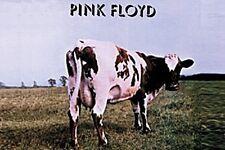 Aimant Réfrigérateur Vache Pink Floyd (Atom Heart Mother) Acier Cv