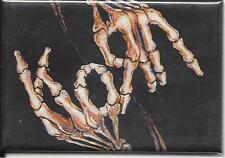 KORN skeleton hands 2005 FRIDGE MAGNET official merchandise IMPORT