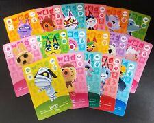 Custom Animal Crossing New Horizons (ACNH) NFC Amiibo Cards