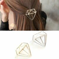1 Pc Women Hairpin Princess Hair Accessories Hollow Members Jewelry Accessory