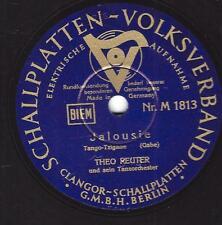 Theo Reuter und seine Solisten : Jalousie Tango  + Rote Rosen Tango