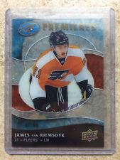 09-10 UD Ice Premieres RC Rookie #180 JAMES VAN RIEMSDYK /99