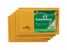 New listing Duck Brand 6 in. W x 9 in. L Yellow Padded Envelope 5 pk