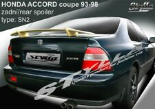 SPOILER REAR BOOT HONDA ACCORD 5 COUPE WING ACCESSORIES 2 types