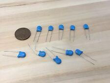 10 pieces  2KV 221 Ceramic Disc Capacitors C19