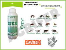 Copyr Cipertrin T Insecticide Concentré de Dilution 1 Lt X 100 Lt. Moustiques