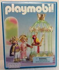 Playmobil 3032 Fairytale Castle Prince/Princess, Royal Bird cage - NEW