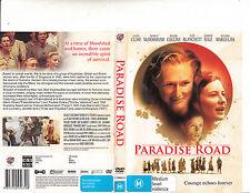 Paradise Road-1997-Glenn Close-Movie-DVD