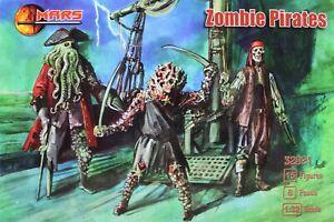MARS Zombie Pirates 32021