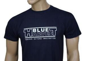 Return of the Jedi inspired mens film t-shirt - Blue Harvest