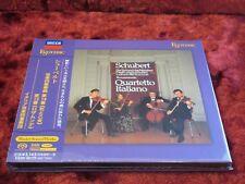 ESOTERIC SACD ESSD-90170 Schubert String Quartets 13&14  F/S