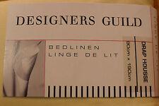 DESIGNERS GUILD DARP HOUSSE 90 X 190