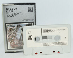Steely Dan The Royal Scam/100% Play Tested/Cassette/Tape/Album