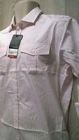 IDEAL XMAS GIFT BURTONS Mens pink shirt Size S/M/L/XL NEW RRP £28