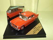 PEUGEOT 404 GRAND TOURISME 1960 Rouge Tango VITESSE 052A 1:43