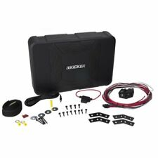 Kicker Compact Under Seat Hideaway Subwoofer add Bass to any vehicle KA11HS8