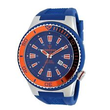 POSEIDON Armbanduhr XL, Analog, Quarz, Silikon, 15Bar, UP00609