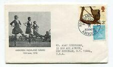1972 Aberdeen Highland Games - Caber Tossing Championship